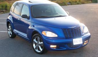 2003 Chrysler Pt Cruiser #1