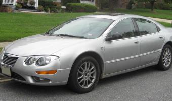 2004 Chrysler 300m #1