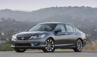 2014 Honda Accord #1