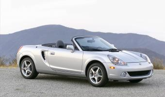2005 Toyota Mr2 Spyder #1
