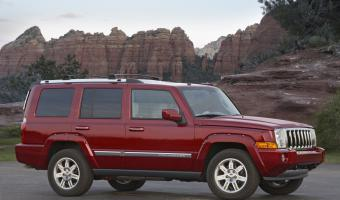 2010 Jeep Commander #1