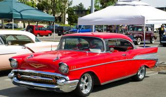1957 Chevrolet Bel Air #1
