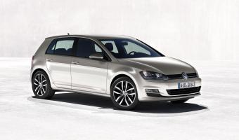 2015 Volkswagen Golf #1