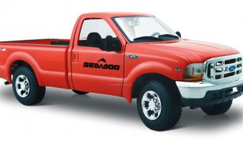 1999 Ford F-350 Super Duty #1