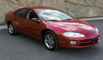 2001 Dodge Intrepid #1