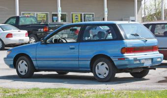 1992 Plymouth Colt #1
