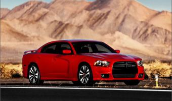 2012 Dodge Charger #1