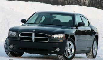 2009 Dodge Charger #1