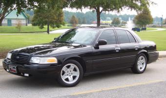 2005 Ford Crown Victoria #1
