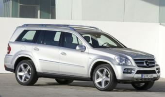 2010 Mercedes-Benz GL #1