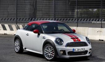 2012 Mini Cooper Coupe #1