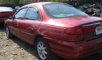 1999 Ford Contour #1