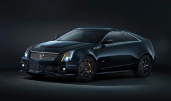 2014 Cadillac Cts-v Coupe #1
