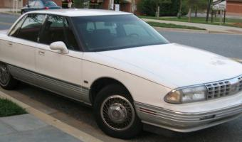1996 Oldsmobile Ninety-eight #1