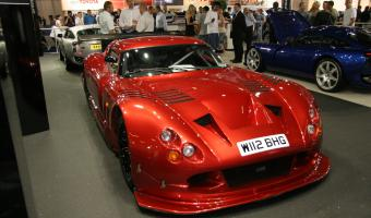 2000 TVR Speed 12 #1