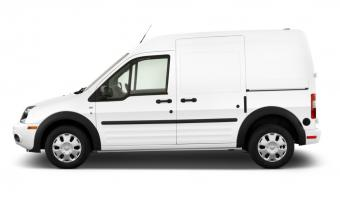 2012 Ford Transit Connect #1