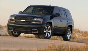 2009 Chevrolet Trailblazer #1
