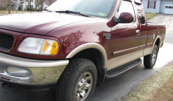 1998 Ford F-250 #1