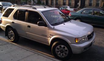 2001 Honda Passport #1