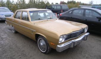 1975 Plymouth Valiant #1