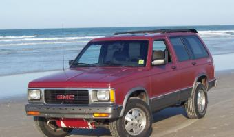 1991 GMC Jimmy #1