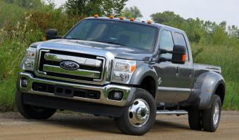 2012 Ford F-450 #1