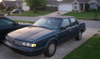 1992 Oldsmobile Cutlass Ciera #1