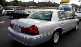 2001 Mercury Grand Marquis #1