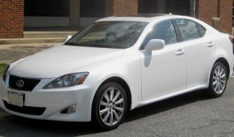 2008 Lexus IS #1