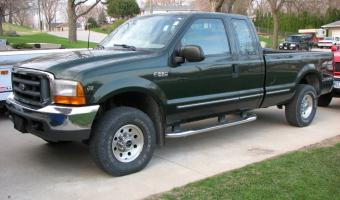 1999 Ford F-250 Super Duty #1