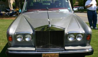 1978 Rolls royce Silver Shadow #1