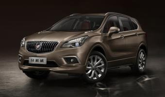 Buick Envision #1
