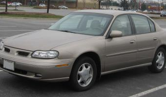 1999 Oldsmobile Cutlass #1
