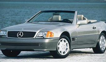 2000 Mercedes-Benz SL #1