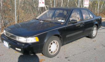 1993 Nissan Maxima #1