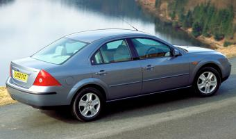 2002 Ford Mondeo #1