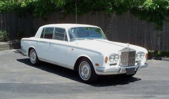 1973 Rolls royce Silver Shadow #1