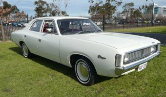 1973 Chrysler Valiant #1