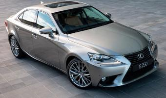 Lexus Is 250 #1
