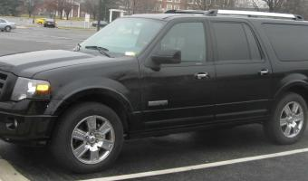 2008 Ford Expedition El #1