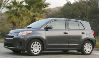 2009 Scion Xd #1