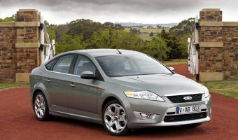 2010 Ford Mondeo #1