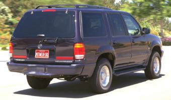 2000 Mercury Mountaineer #1