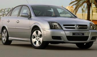2004 Holden Vectra #1