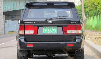 1999 Ssangyong Musso #1