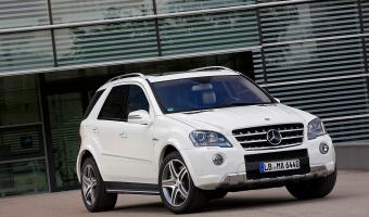 Mercedes-Benz ML #1