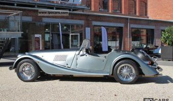 1998 Morgan Plus 4 #1