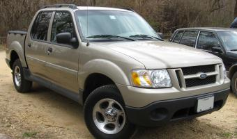 Ford Explorer Sport Trac #1