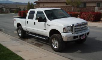 2005 Ford F-250 Super Duty #1