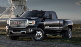 2015 GMC Sierra 3500hd #1